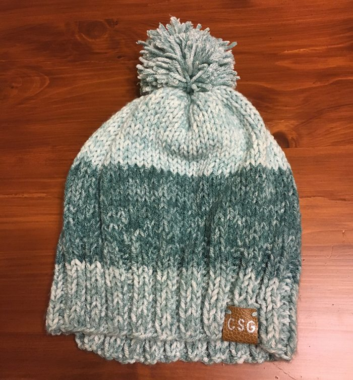 Winter Collection Pom Beanie